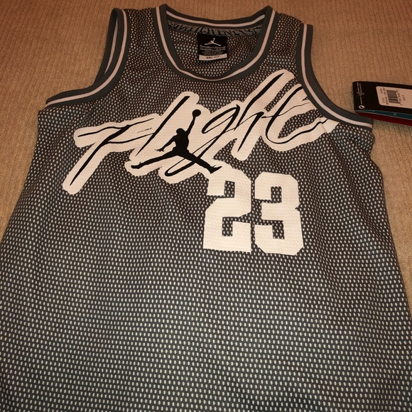 37e979c1ef15d4 Jordan Other - New with tags. Jordan shirt. Size 6 dri-fit